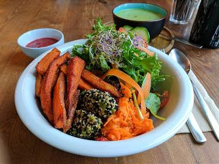 The Bowl - Plant-Based Food in Berlin