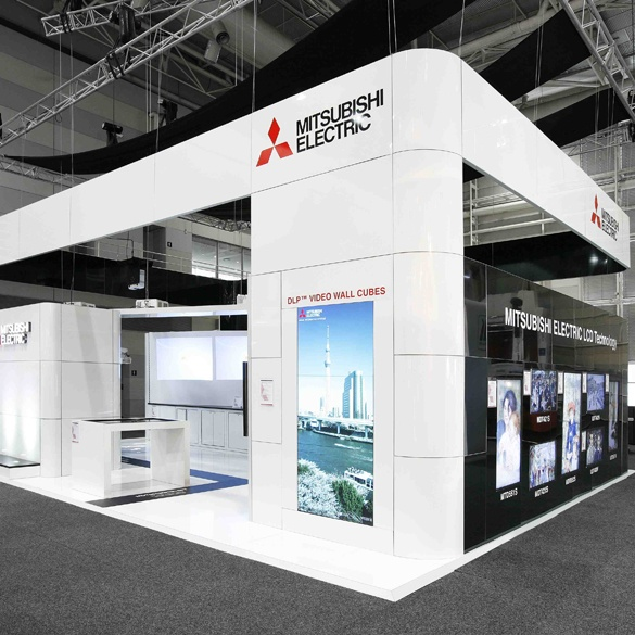 Modular Exhibition Booth : Best images about event venue on pinterest behance