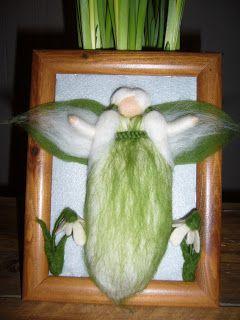 freubels en fratsen van wolatelier de uilenboom: Hoe maak je een engel. Tutorial: Angel