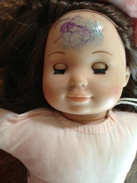 American Girl Care and Cleaning Tips: Includes fixing frizzy hair, removing marker and nail polish, and more!