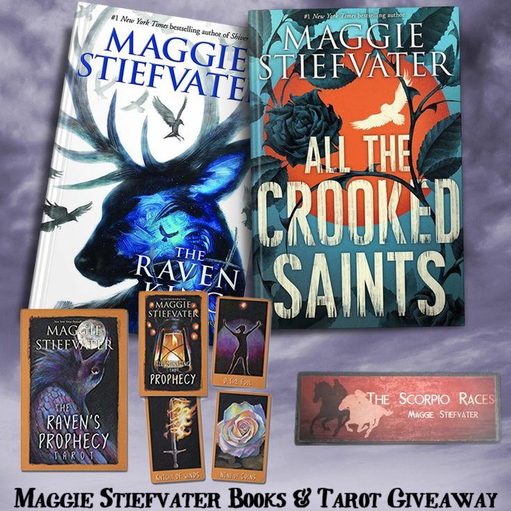 Maggie Stiefvater Books & Tarot YA Giveaway http://www.megancrewe.com/blog/?ks_giveaway=maggie-stiefvater-books-tarot-ya-giveaway&lucky=61582