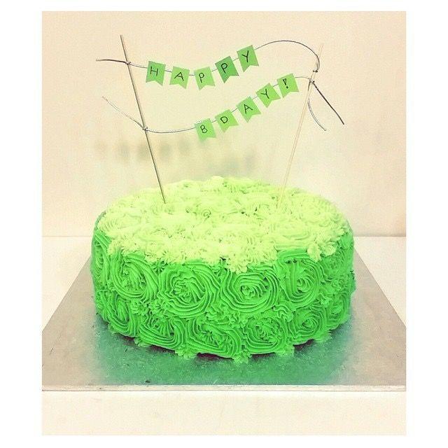 Birthday Cake 🎉
