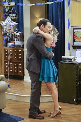 "The Big Bang Theory 9×17, ""The Celebration Experimentation"""
