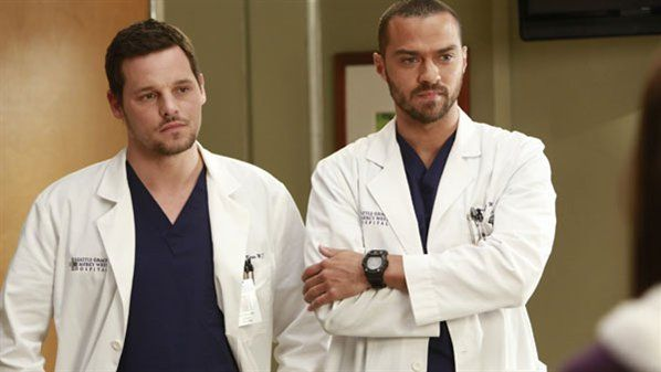 Who should be the new face of Seattle Grace? We can't decide, they're both too cute!#JustinChambers #JesseWilliams #GreysAnatomy #CTV