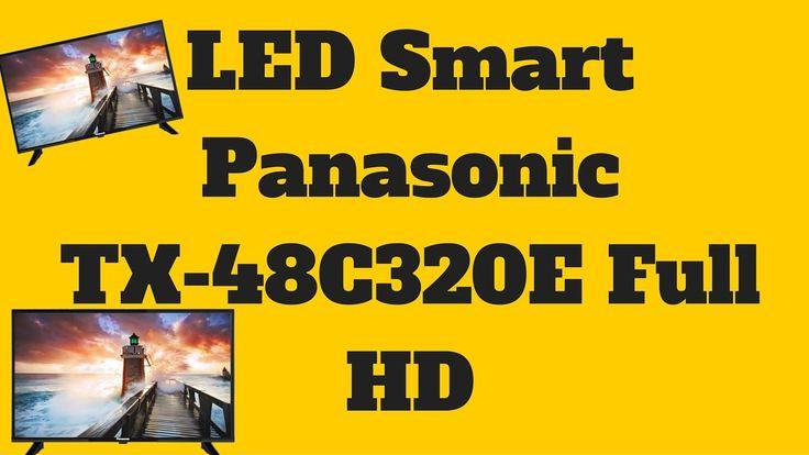 Televizor LED Smart Panasonic TX-48C320E -  Panasonic TX-48C320E