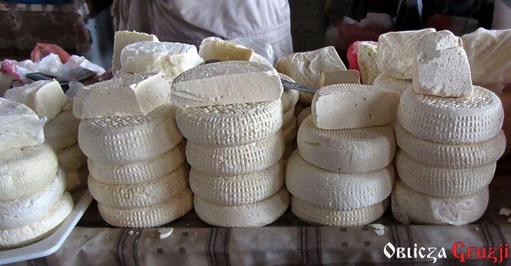 Domowy ser gruziński na chaczapuri « Przepisy kuchni gruzińskiej [Oblicza Gruzji]
