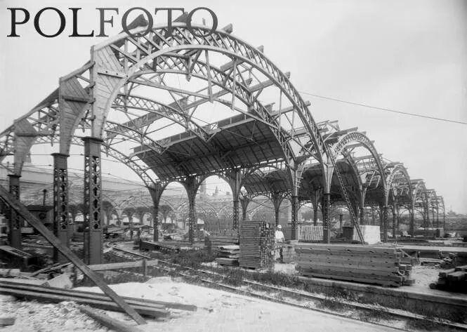 Hovedbanegården 1911