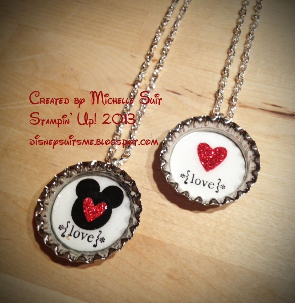 Pop Top Necklaces - Stampin' Connection