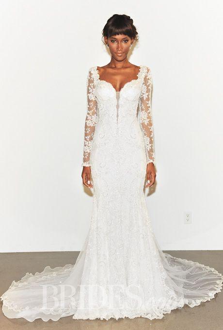Brides.com: Galia Lahav - Spring 2015. Wedding dress by Galia Lahav