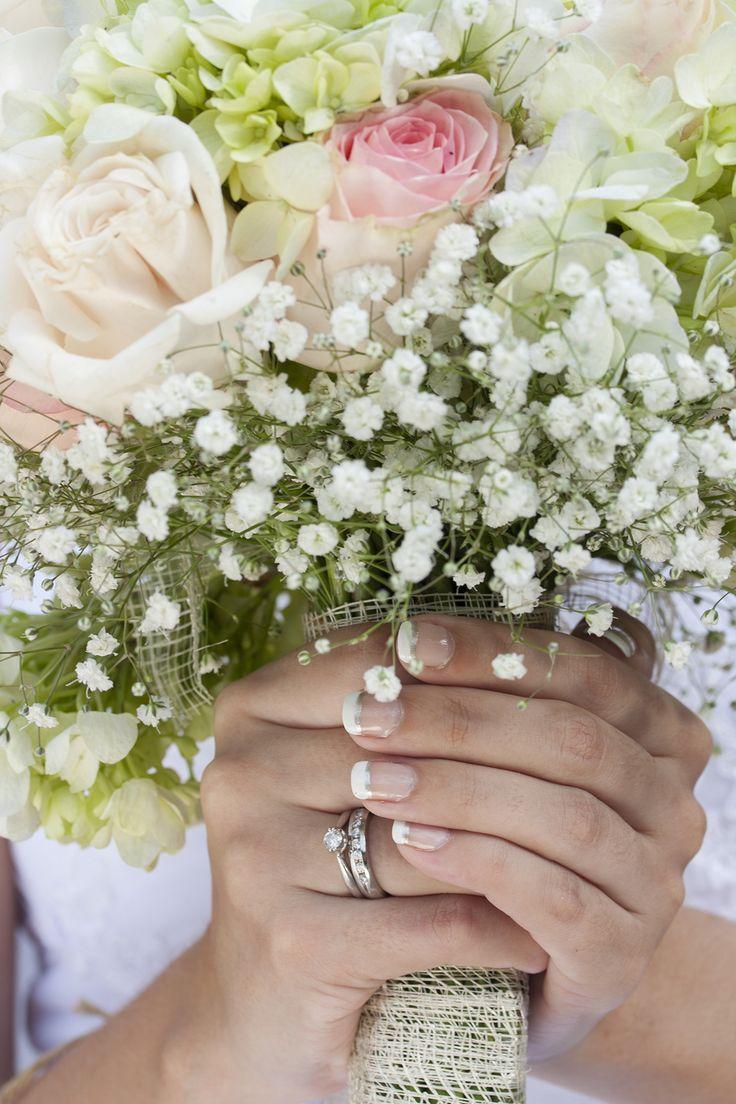 Bouquet & nails