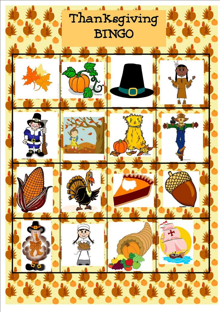 Thanksgiving+Bingo+2.jpg 1,131×1,600 pixels