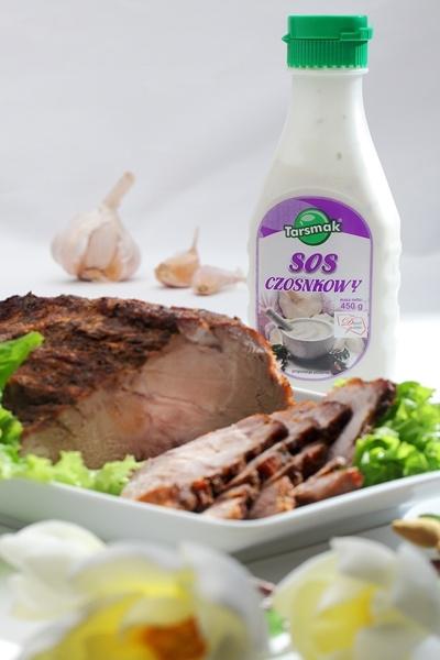 Sos czosnkowy Tarsmak 450 g