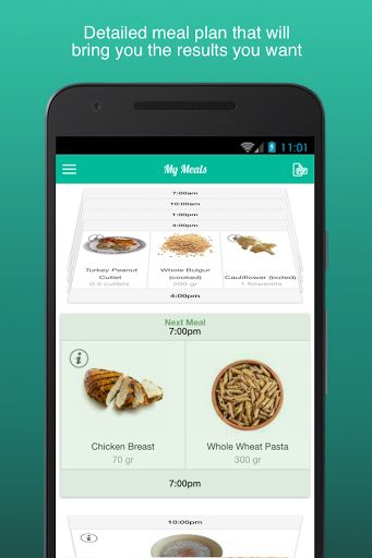 Fitness Meal Planner – Essence v2.2.0 Requirements: 4.0.3 and up Overview: Simplify your fitness or bodybuilding meal planning process with Fitness Meal Planner. Fitness Meal Planner automatically calculates your macro needs and builds a meal plan in seconds to complement your...