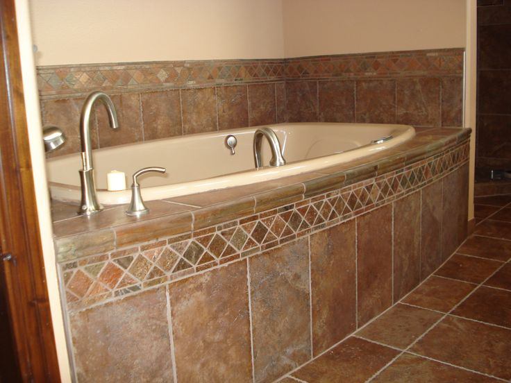 Tile Around Bathtub Ideas Browse Our Photo Gallery For