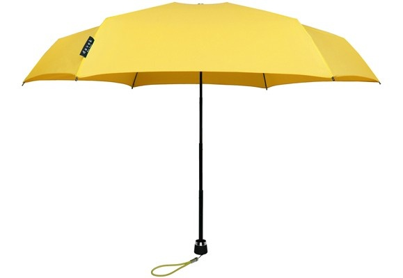 Davek Mini Umbrella - Yellow