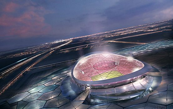 Fantastic Stadium Concepts for Qatar's 2022 World Cup | The Design Inspiration