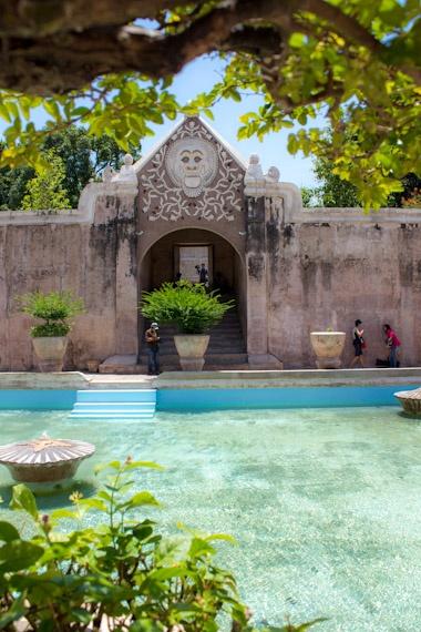 Taman Sari Water Palace, Yogyakarta