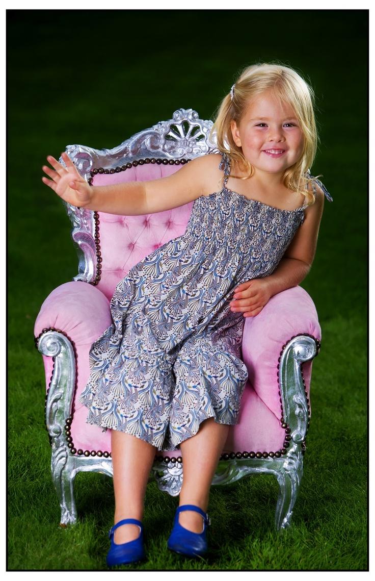 Crown Princess Amalia of the Netherlands
