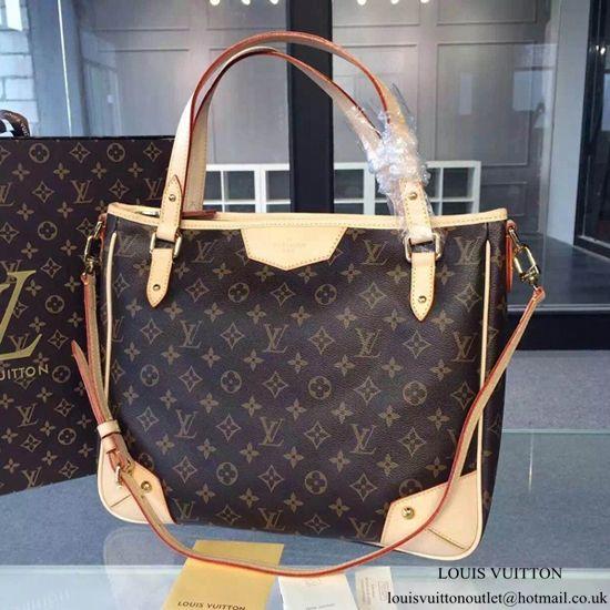Louis Vuitton M41232 Estrela Mm Shoulder Bag Monogram Canvas Louis Vuitton Monogram Bag Louis Vuitton Handbags Louis Vuitton