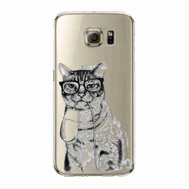 Phone Case For Samsung Galaxy S5/6 S6Edge BeautifulSoft TPU