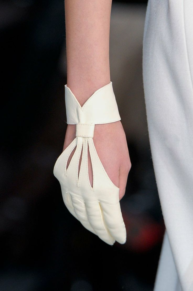 Not this exactly, but like this crossed with JLO's cool gloves in that DJ video-