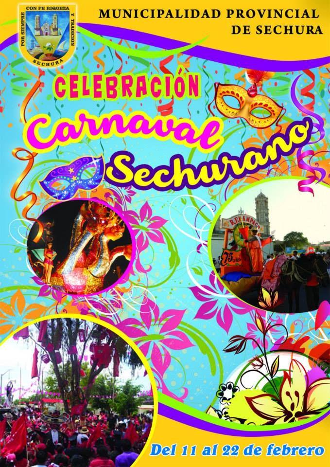 Carnaval Sechurano 2015
