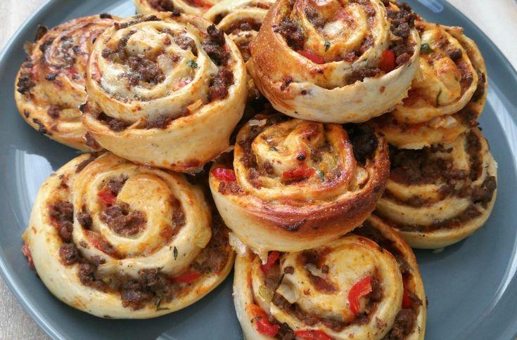 Hartige broodjes uit de oven