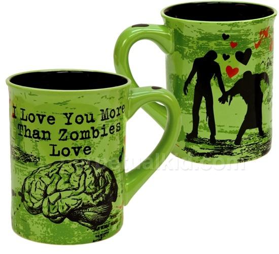 Zombie mug… want!!!!