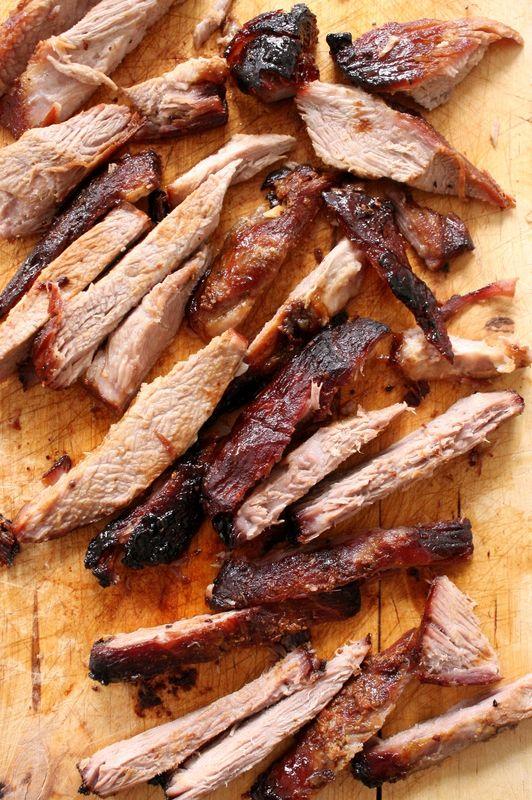 sandwich patoumi 1 :: Ou comment faire du porc laqué à mettre dans un sandwich (ou pas, d'ailleurs)