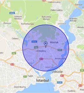 Google reklam ile bölgesel reklam vermek, lokasyon hedeflemeli google reklamı