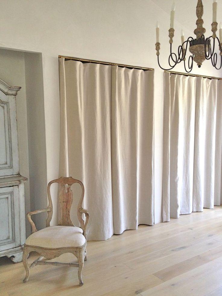 best 25 closet door curtains ideas on pinterest