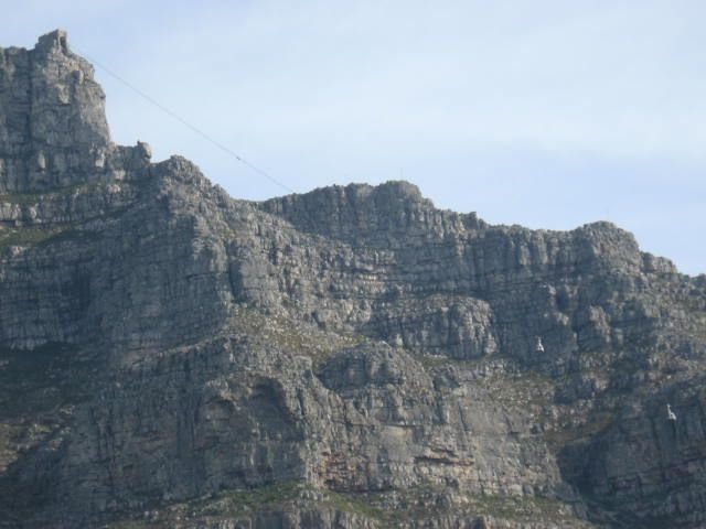 Another close-up of Table Mountain  http://westerncapetravels.weebly.com/