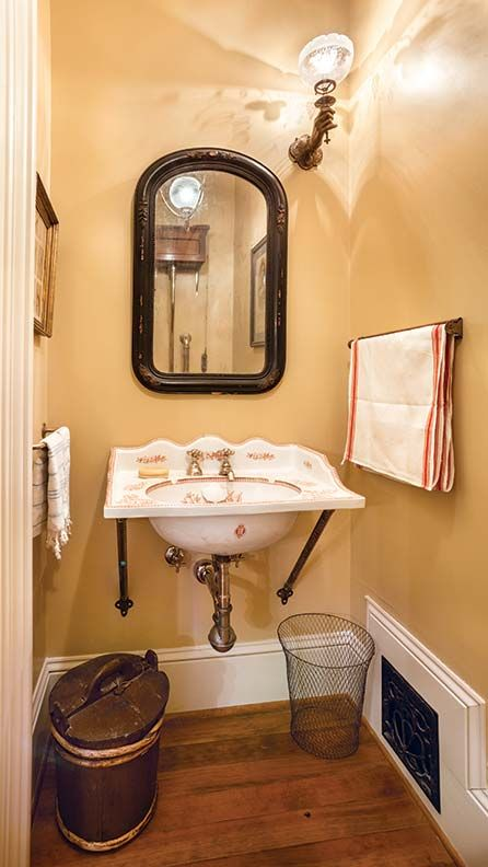 Reproduction Victorian Bathrooms - Old-House Online - Old-House Online