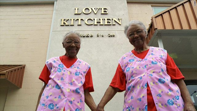 beautiful women: Kitchens, Inspirational People, Two Sisters, Volunteer, Deliver Meals, Helen Ellen