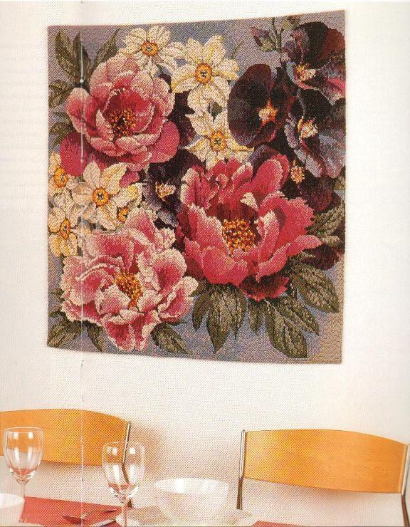 Needlepoint Tapestry (1/5)