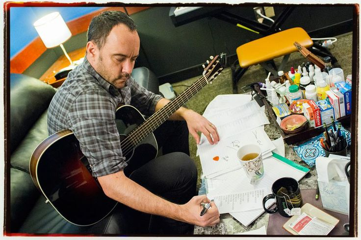 Examples List on Dave Matthews Band