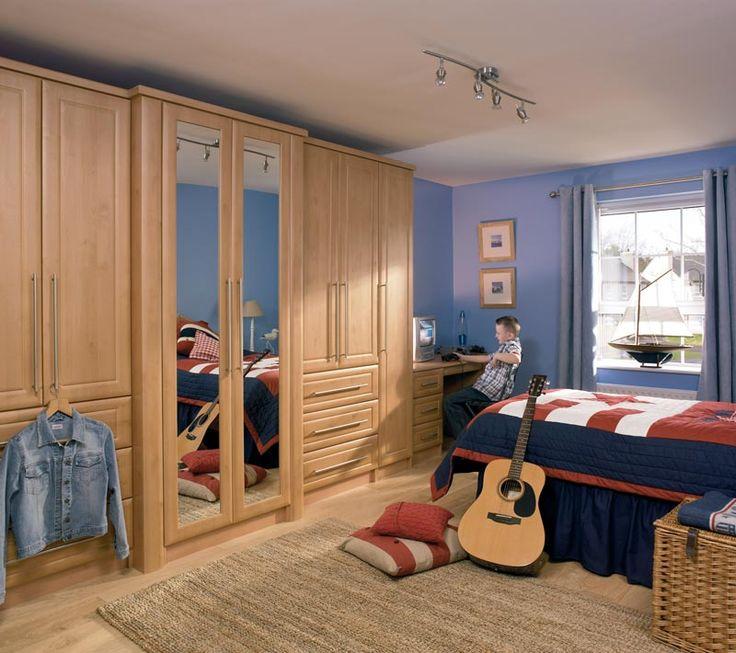 fitted bedroom furniture ashford celtic birch