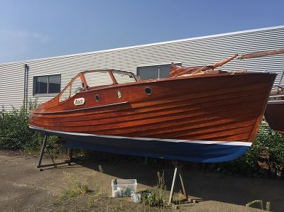 Klassieke boot