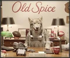 Old Spice cool campaigns!