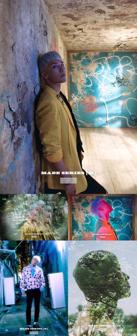 BIGBANG Seungri - MADE SERIES 'D'