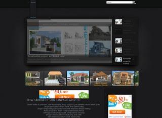 Jasa Desain Gambar Arsitektur