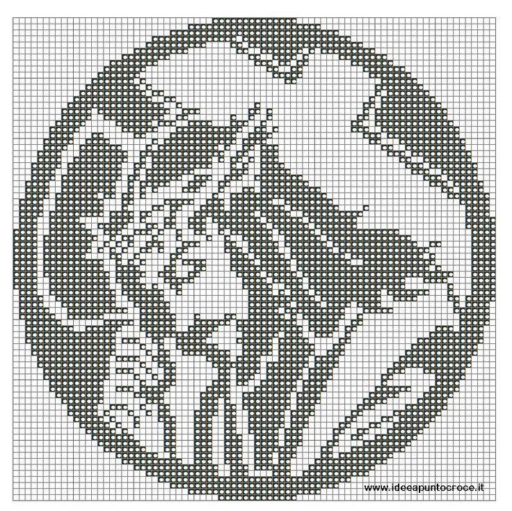 Jesus by syra1974 on deviantart plastic canvas cross for Punto croce immagini