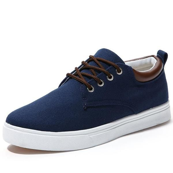 Men's Casual Canvas Shoes