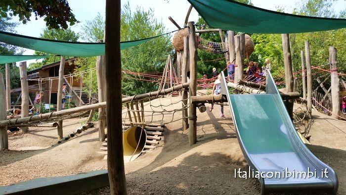 playground dell zoo di vienna