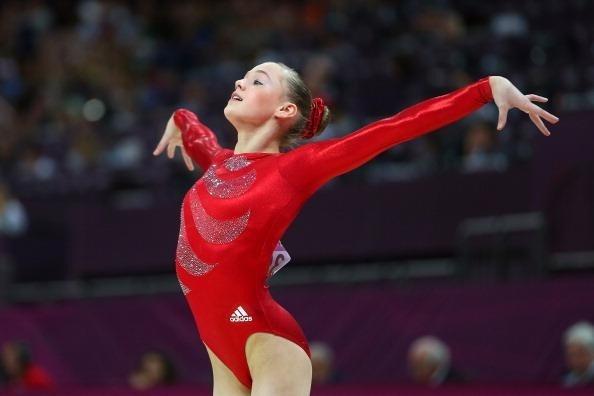 Rebecca Tunney: next generation champion!