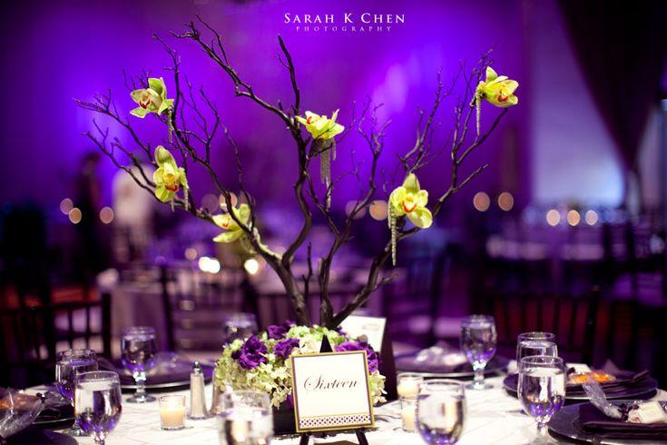 Elegant & Modern California Wedding