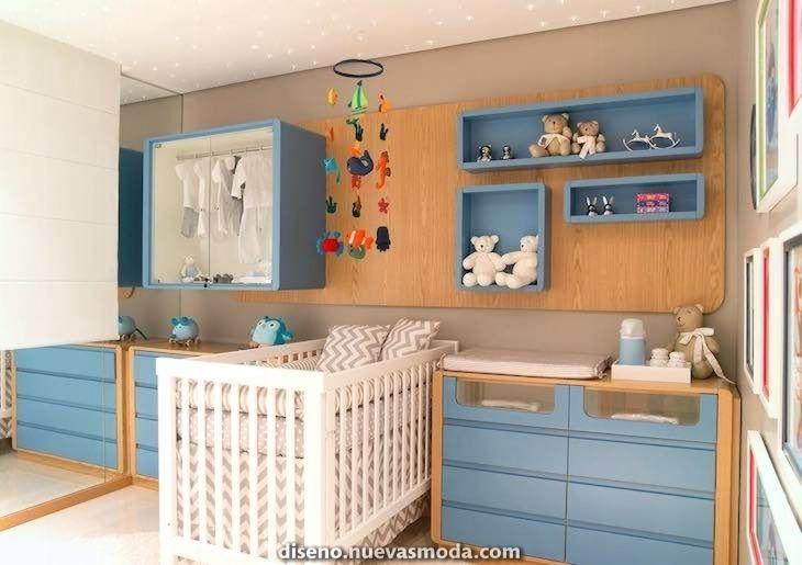 Bonito Os 1 quartos com cores vivas, que farão você concordar de bom humor   – Decoração para Quarto