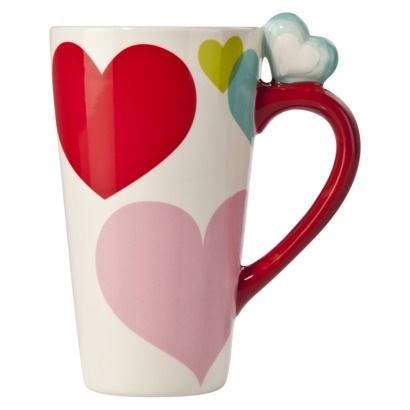 Target Valentine's Day Mugs! I get one every year I love them :)
