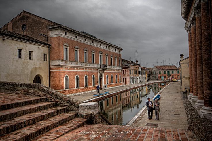 Comacchio - Ferrara