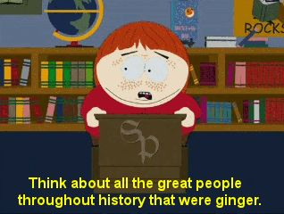 Ginger Cartman